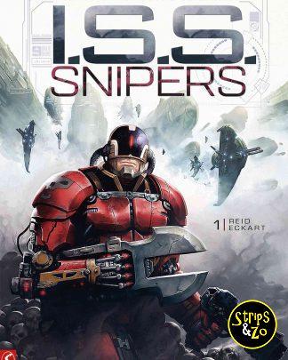 I.S.S. Snipers 01 Reid Eckart