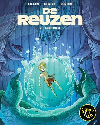 De Reuzen 2 Siegfried