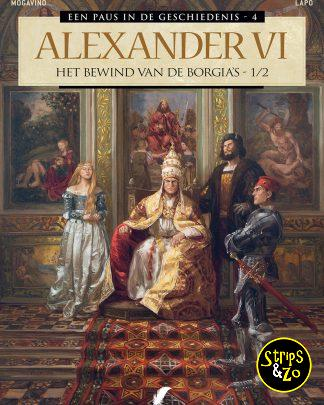 Een Paus in de geschiedenis 4 Alexander VI De Heerschappij van de Borgias 1