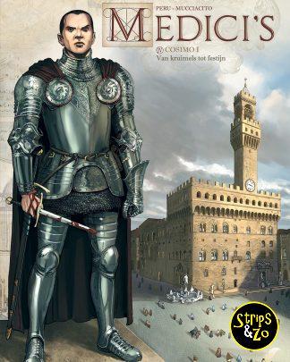 Medicis 4 Cosimo I Van kruimels tot festijn