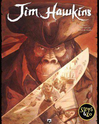 Jim Hawkins 3 Het mes tussen de tanden