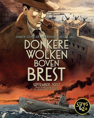 Donkere wolken boven Brest September 1937