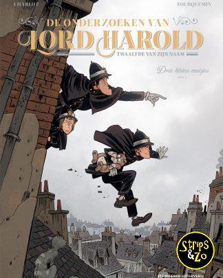 De onderzoeken van Lord Harold 2 – Drie kleine muisjes