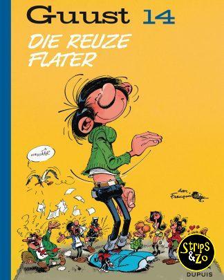 Guust new look 14 – Die Reuze Flater
