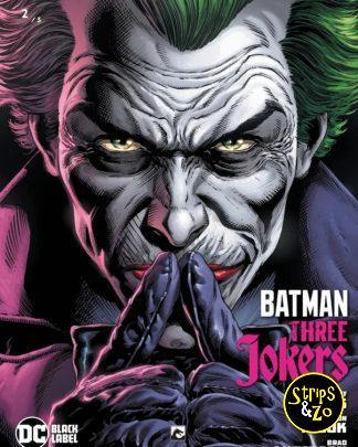 batman three jokers 2 cover a
