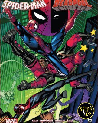 spider man vs deadpool 1