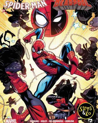spider man vs deadpool 2