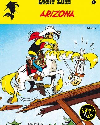 Lucky Luke 3 Arizona