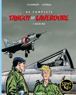 Complete Tanguy en Laverdure 3 – Koers nul