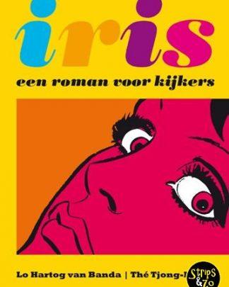 Iris - Een roman voor kijkers
