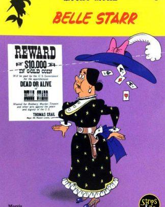 Lucky Luke - Relook 66 - Belle Starr