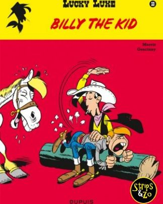 Lucky Luke 20 Billy the Kid
