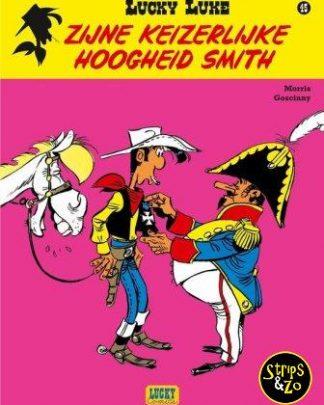 Lucky Luke - Relook 45 - Zijne Keizerlijke Hoogheid Smith