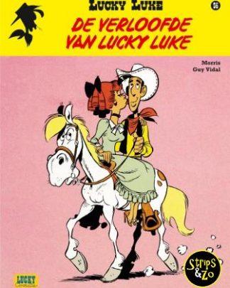 Lucky Luke 56 De verloofde van Lucky Luke