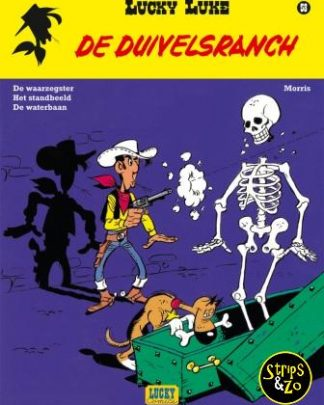 Lucky Luke 58 De duivelsranch