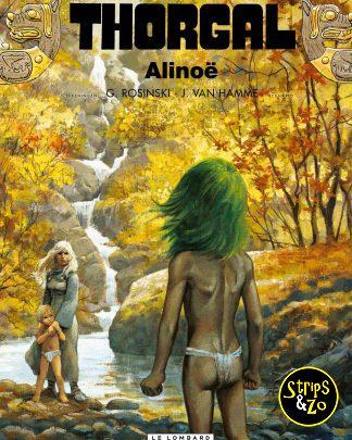Thorgal 8 Alinoe