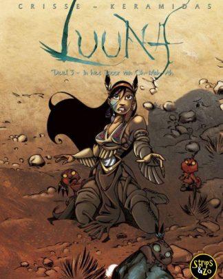 Luuna 3 - In het spoor van Oh-Mah-Ah