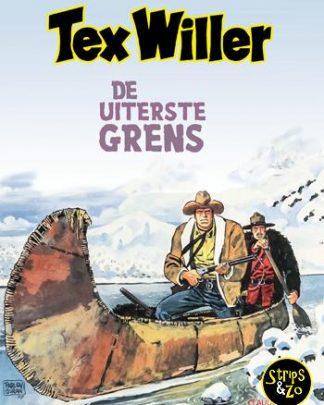 Tex Willer - Classics (Hum!) 9 - De uiterste grens