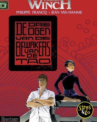 Largo Winch 15 – De drie ogen van de bewakers van de tao