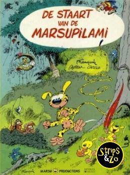 Marsupilami 1 - De staart van de marsupilami