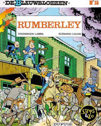 Blauwbloezen 15 Rumberley