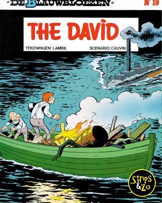 Blauwbloezen 19 The David 1