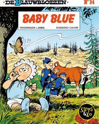Blauwbloezen 24 Baby Blue
