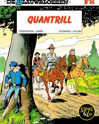 Blauwbloezen 36 Quantrill
