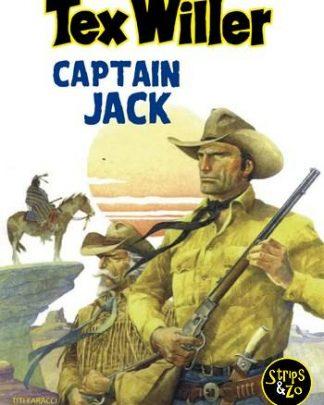 Tex Willer - Classics (Hum!) 10 - Captain Jack