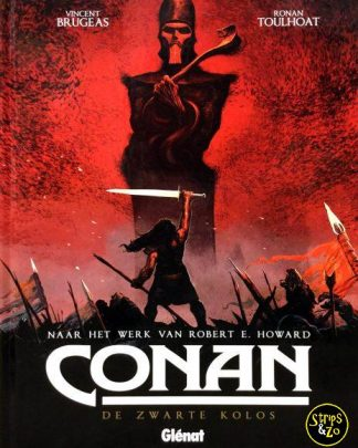 Conan - De avonturier 2 - De zwarte kolos