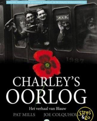 Charley's Oorlog 4 - Het verhaal van Blauw