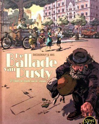 Ballade van Dusty, de 2 - Onder de Hoede van de Freaks
