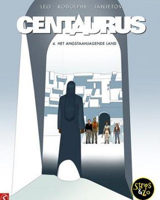 Centaurus 4 - Het angstaanjagende land