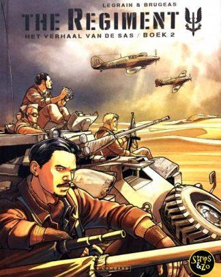 the regiment boek 2