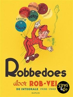 Robbedoes door Rob Vel