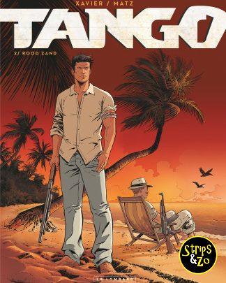 Tango 2 Rood Zand
