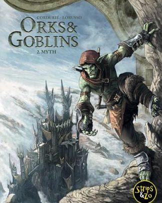 Orks en Goblins 2 - Myth