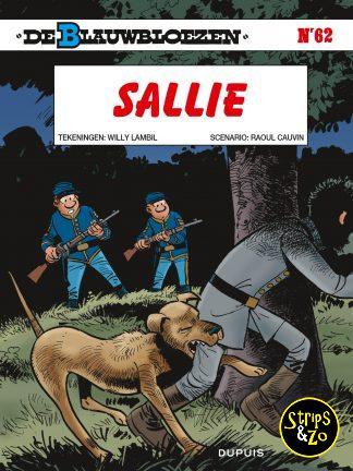 Blauwbloezen 62 – Sallie