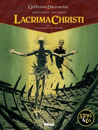 Geheime driehoek – Lacrima Christi 4 – Boodschap uit het verleden