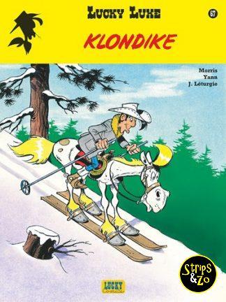 Lucky Luke – Relook 67 – Klondike