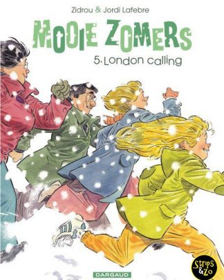 Mooie zomers 5 - London calling