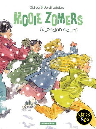 Mooie zomers 5 – London calling