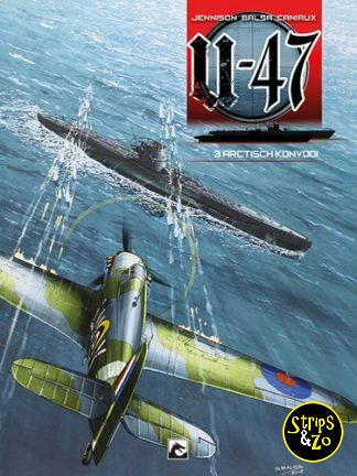 U-47 3 – Arctisch konvooi