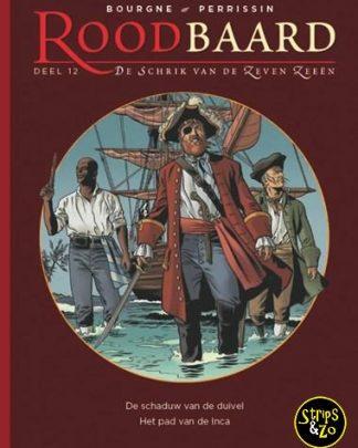 Roodbaard - Integraal 12 - De schrik van de zeven zeeën