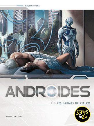 Androïden HC 4 – De tranen van Kielko