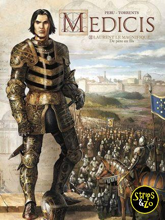 Medici's 2 – Lorenzo il magnifico