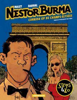 Nestor Burma 13 Corrida op de Champs-Elysées