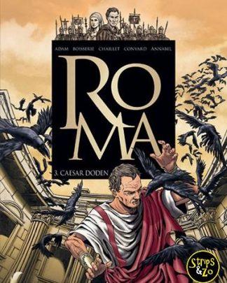 Roma 3 - Caesar doden