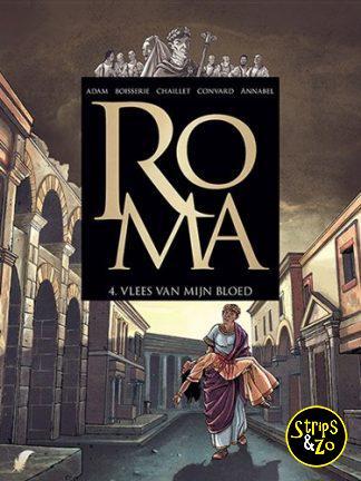 Roma HC 4 – Vlees van mijn bloed