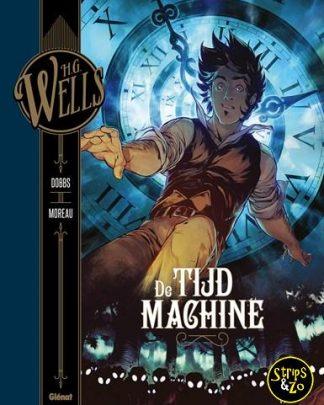Collectie H.G. Wells - De Tijdmachine